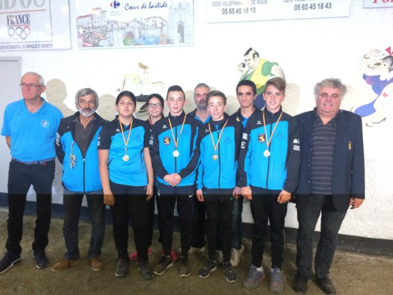 Championnat Regional des clubs Jeunes