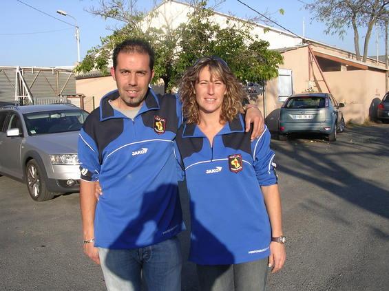 Nicolas Bories et Valérie Rouquayrol présents à Graulhet