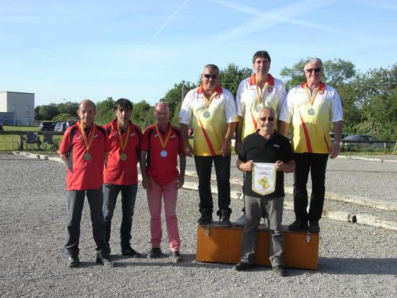 Championnat triplette Promotion - Doublettes jeunes