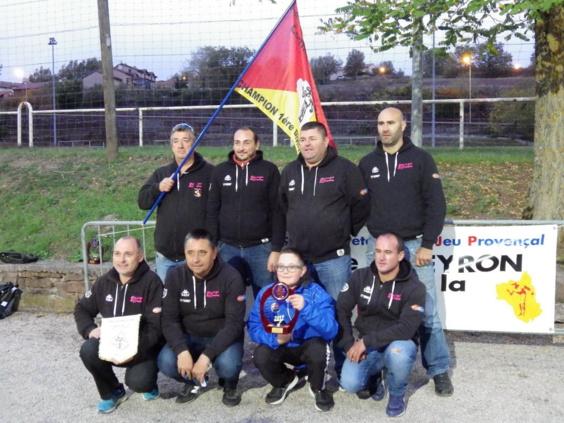 Championnat des clubs seniors et féminines