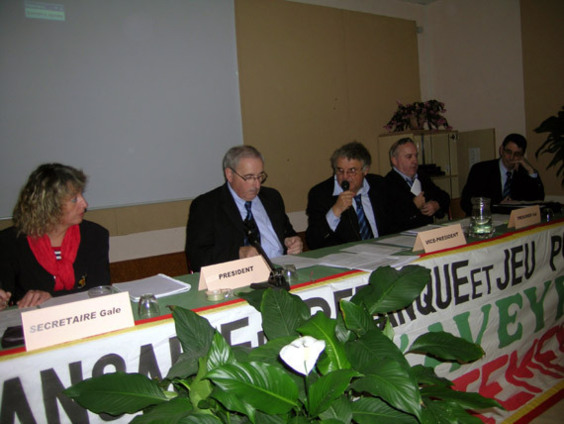 Congrès électif 2012 (màj29/11)