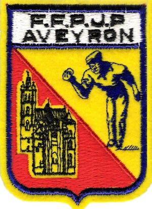 Les logos des clubs aveyronnais