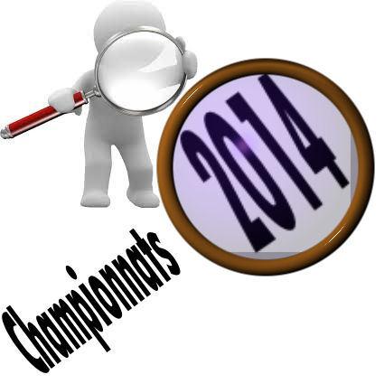 Les championnats individuels 2014 à la loupe!