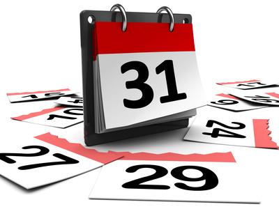 Dates butoirs championnats individuels