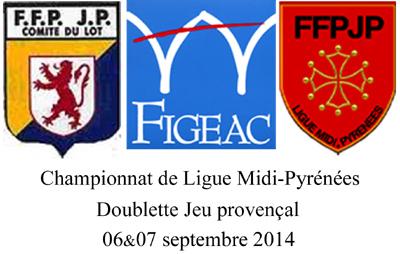 8me Ligue doublette jeu provençal