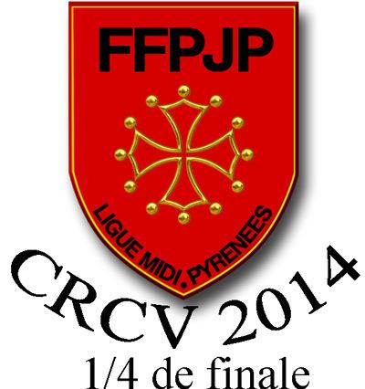 CRCV 2014 1/4 de finale