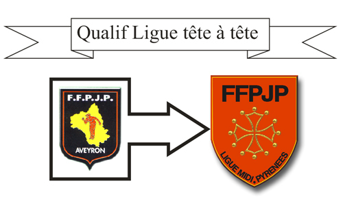 Qualif ligue tête à tête