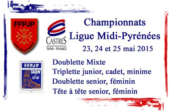 Championnat de ligue 2015