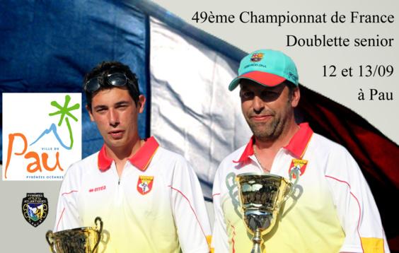 46me Championnat de France DS et 2ème Championnat de France TTSF