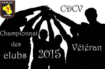 CDC Vétéran - Phases finales -
