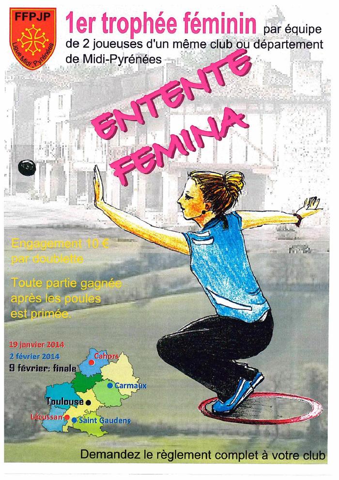 Trophée Fémina (màj10/01)