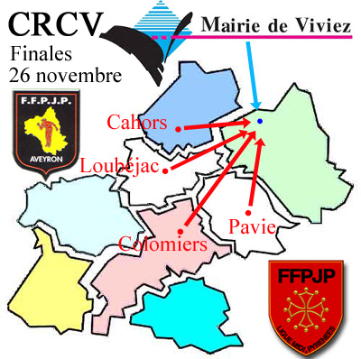 CRCV - Phases finales -