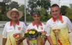 Championnat d'Aveyron Triplette Mixte
