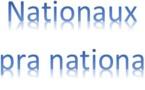 Nationaux Supra Nationaux
