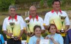 Championnat d'Aveyron Triplette