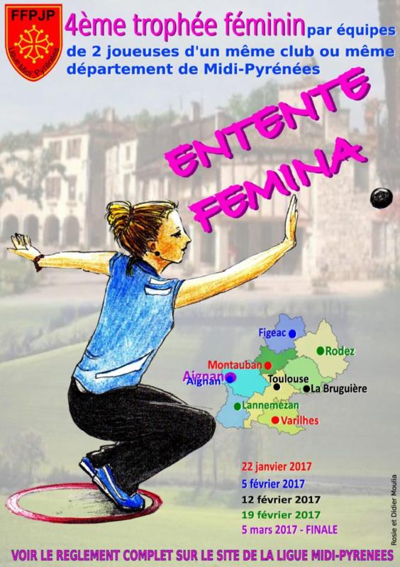Trophée Fémina 2017