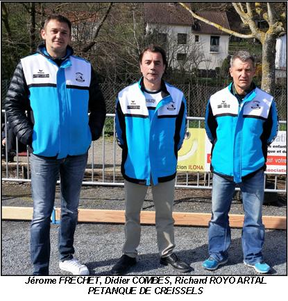 Qualificatif ligue triplette