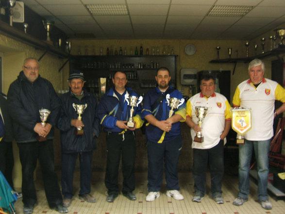 Les Champions d'Aveyron 2009