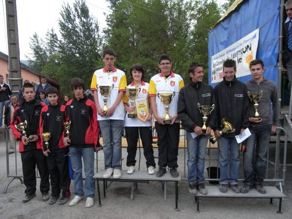 Podium Juniors
