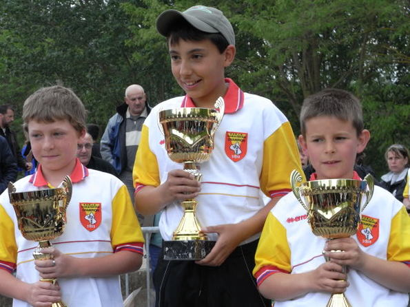 Champions 2009 Minimes