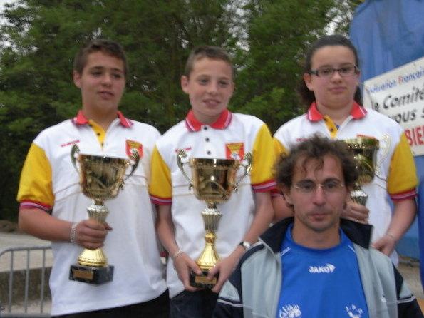 Champions 2009 Cadets
