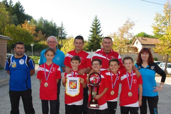Championnat des Clubs de Jeunes