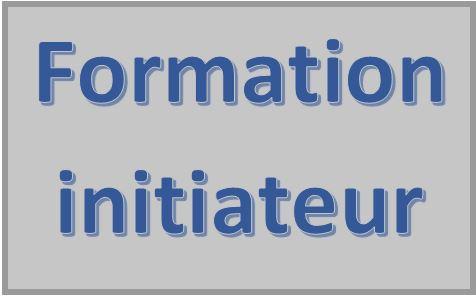 Formation initiateur 2018