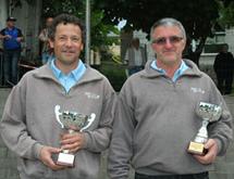Raymond PEREZ, Pascal SERIEYE