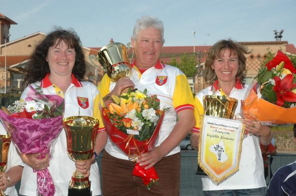 Championnes 2010