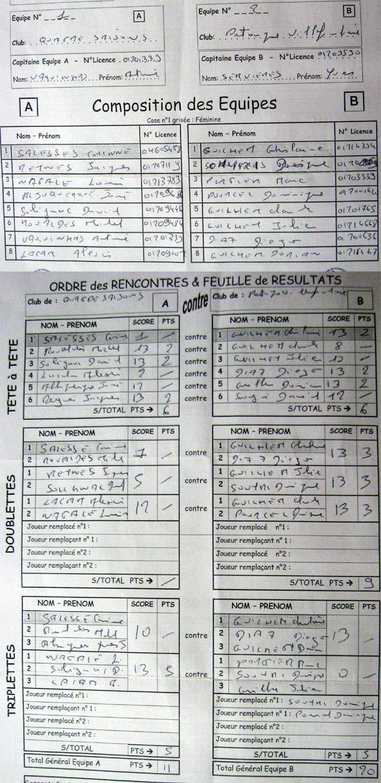 Coupe de l'Aveyron des clubs finale 13/11