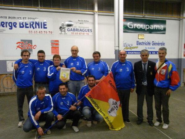 Carcenac Champion 2010