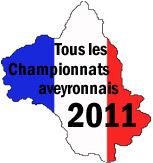 Les championnats départementaux 2011