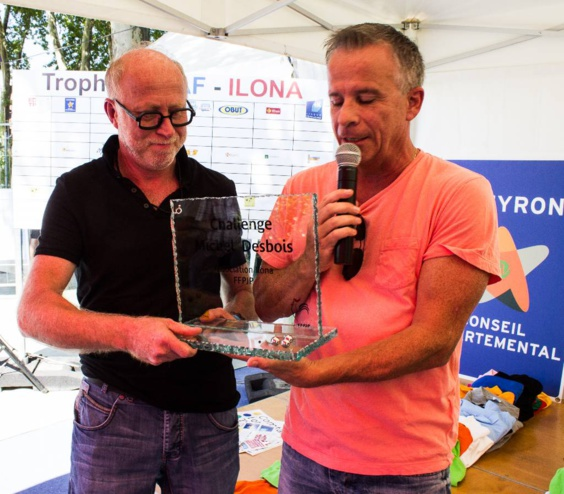 Trophée Ilona