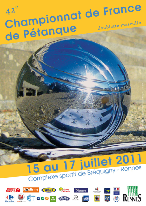 France doublette 2011