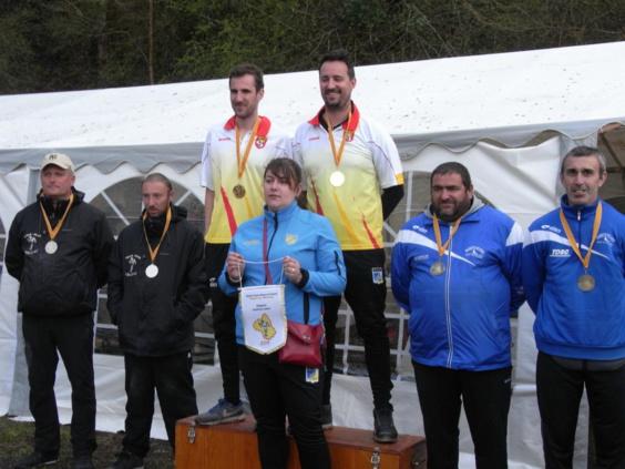 Championnat Doublette séniors et Tête à tête Féminin