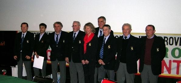 Le Comité directeur et quelques membres
