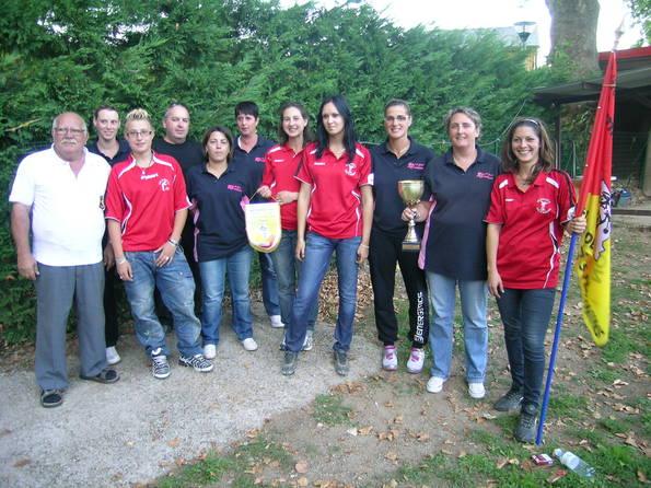 Championnat Régional des Clubs 2012 senior et féminin