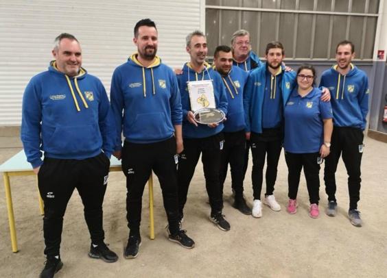 Résultats Coupes Aveyron et Comité