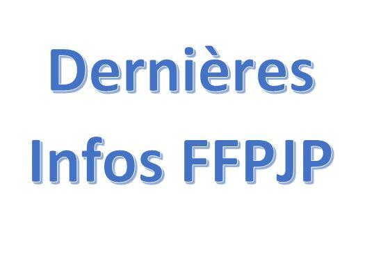 Relevé décisions FFPJP