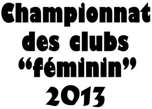 CDC Féminin 2013 (màj10/02)