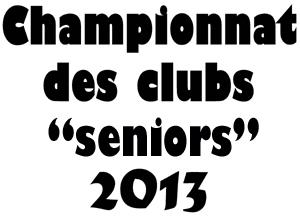 CDC senior 2013