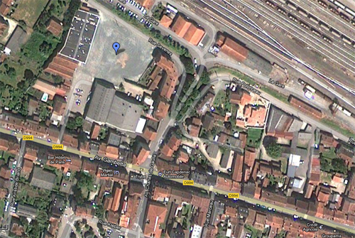 Capdenac Gare, les terrains!