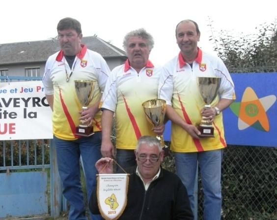 Champions seniors