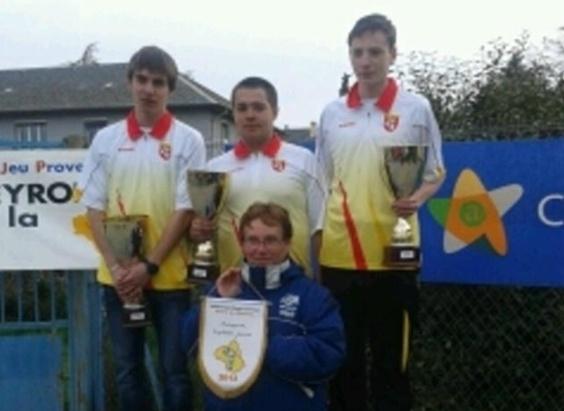 Champions Juniors