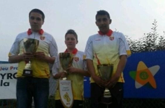 Champions Cadets