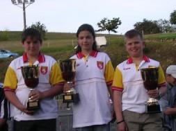 podium cadets