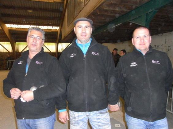 Qualificatif Triplette Ligue 2013