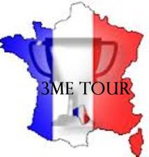 3me tour Coupe de France: les résultats (maj24/07)
