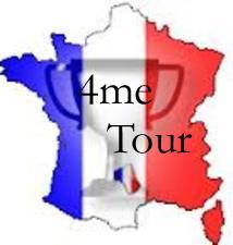 4me tour Coupe de France, les résultats complets! (màj21/08)