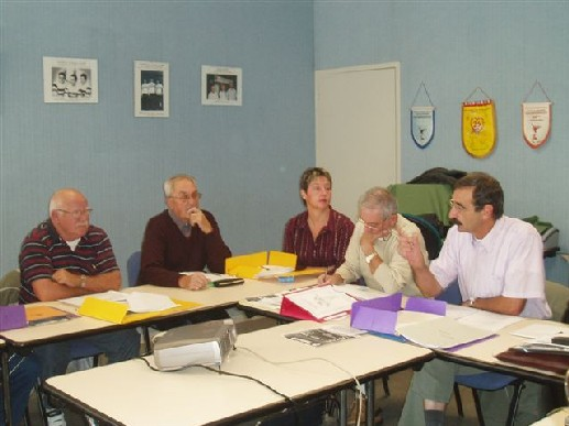 Compte-rendu de réunion du Comité de Direction  du 3 février 2007 au Siège
